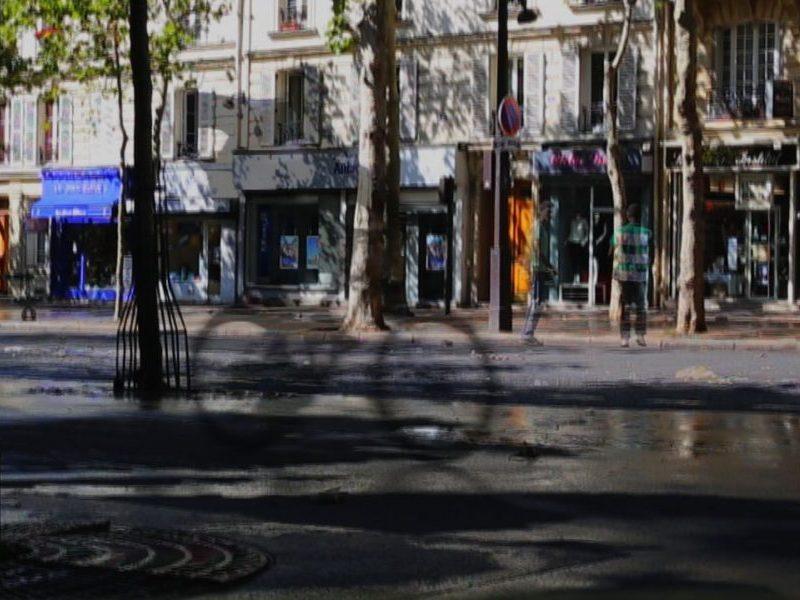 Marches, film ©Isabelle Millet