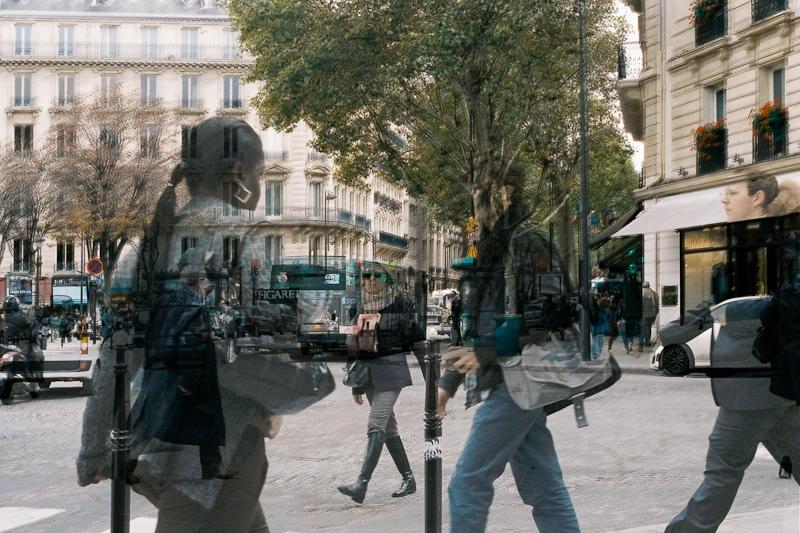 Série «Instants» Rencontre 19 Octobre, 2012, ©Isabelle Millet