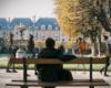 Série «Instants» Rencontre 3 Octobre, 2012, 3 tirages argentiques transparents, caisson bois retro-é,clairé, 30 x 40 x 10 cm, ©Isabelle Millet