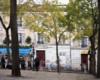 Série «Instants» Rencontre 2 Décembre, 2015, 3 tirages argentiques transparents, caisson bois retro-éclairé, 30 x 40 x 10 cm, ©Isabelle Millet